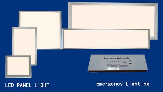 Emergency panel light 18W
