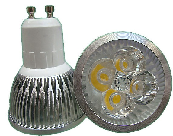 4*1W LED Spotlight