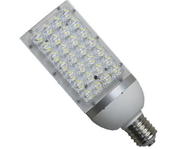 40w CREE led street light with E39 and E40 base