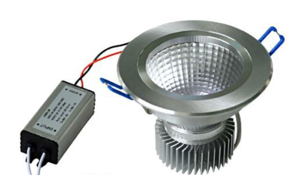 15W LED downlight