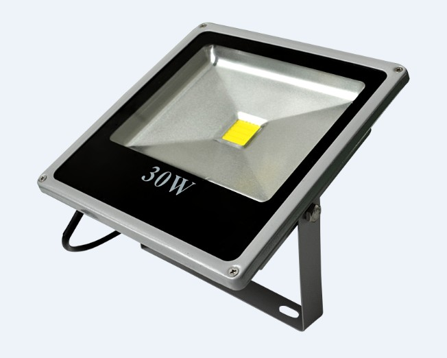 30W Slim type led flood light