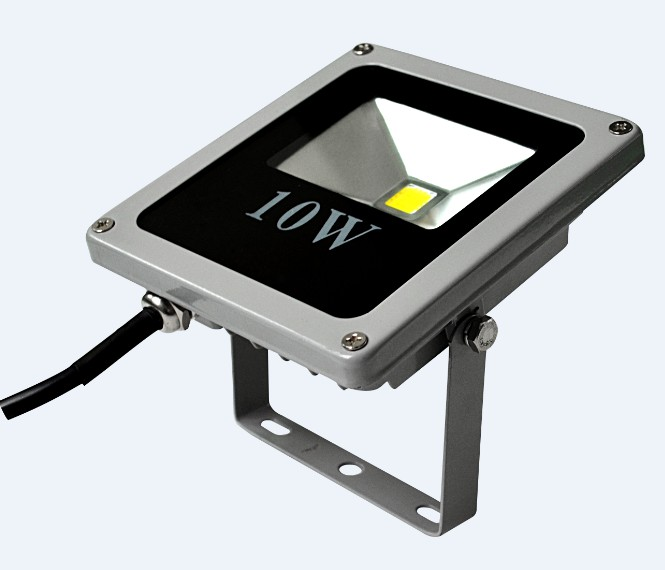 10W slim type led flood light