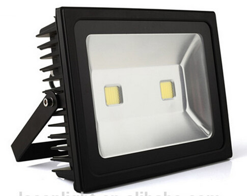 100W High power New type Ultra slim led floodlighting