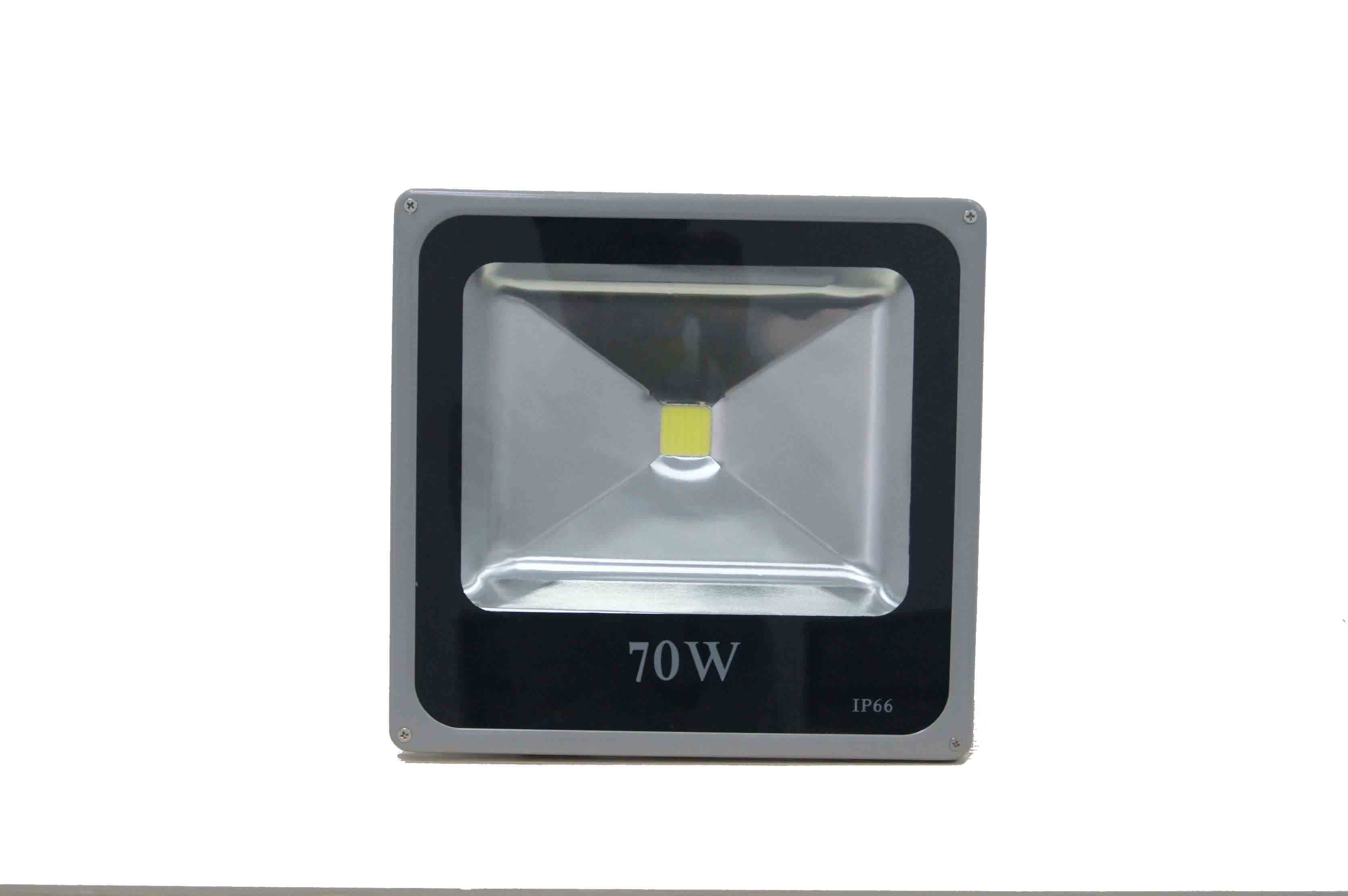 70W LED slim type flood light