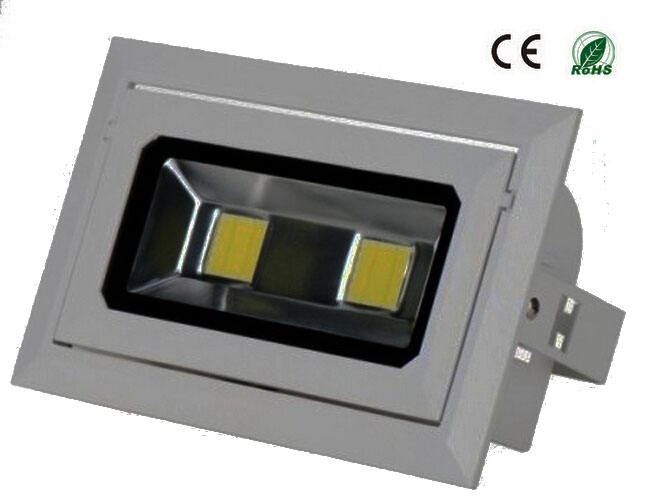 30W LED Ceiling Flood Light with Bridgelux+Meanwell Driver
