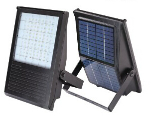 2014 3W hot selling portable solar led flood light IP65